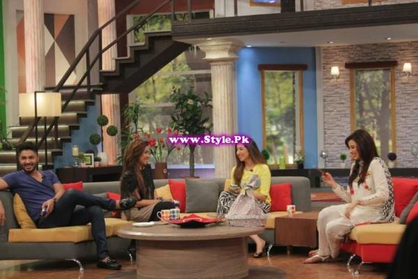 Komal Rizvi insulted Geo Kahani's morning show (10)