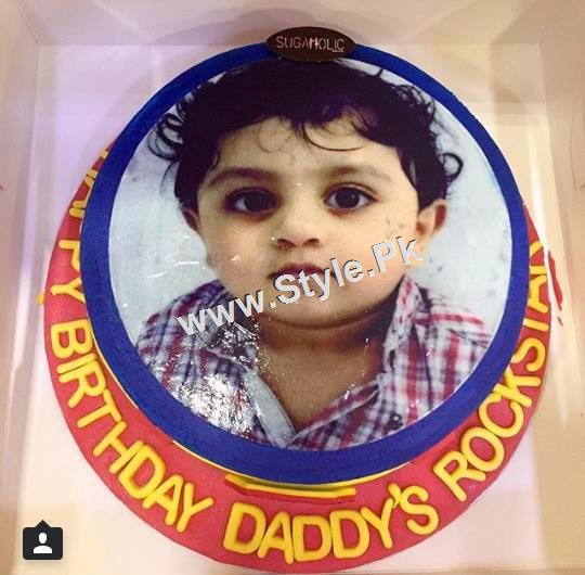 Mathira Celebrating her son's first Birthday (6)