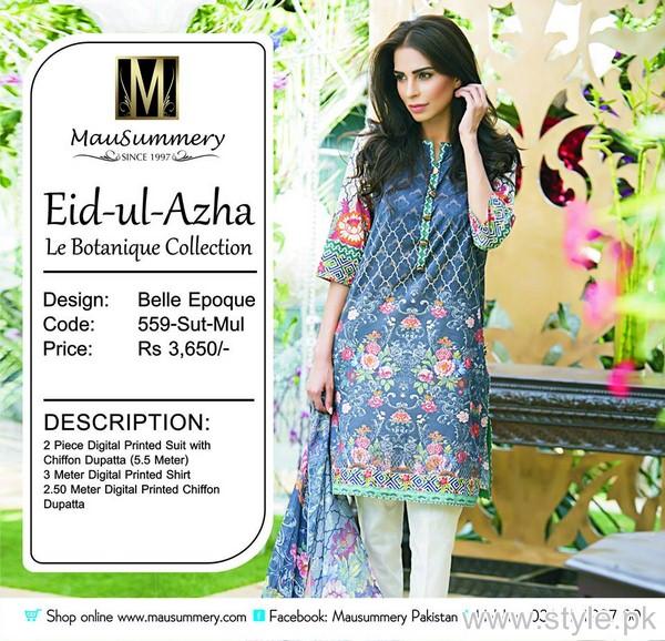 Mausummery Eid-Ul-Azha Collection 2015 For Women 10