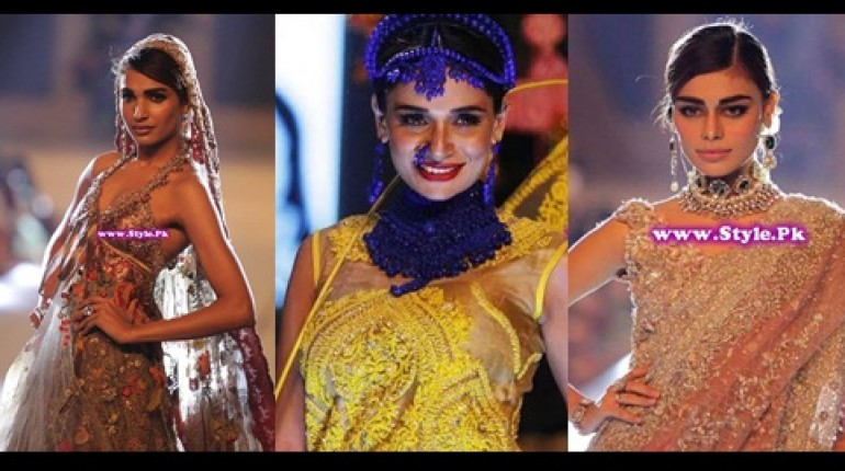 See Models at PFDC L'Oreal Paris Fashion Week 2015