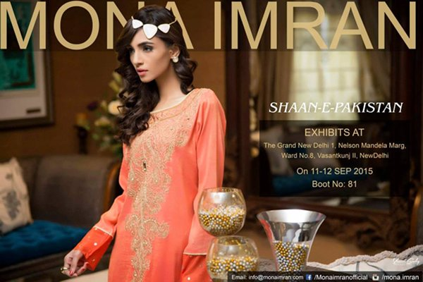 Mona Imran Party Wear Collection 2015 For Women002
