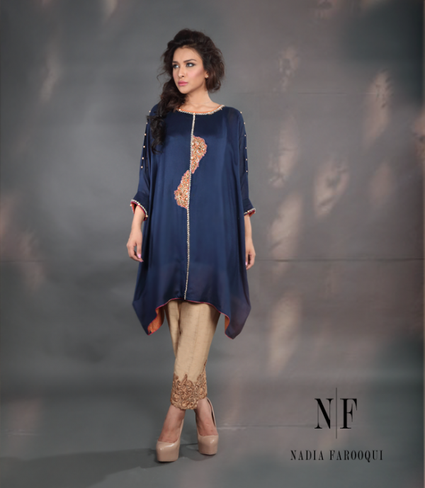 Nadia Farooqui Eid Ul Azha Collection 2015 For Women0011
