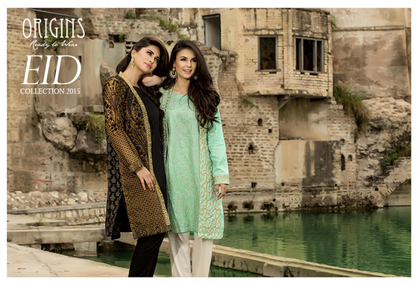 Origins Eid Ul Azha Collection 2015 For Women004