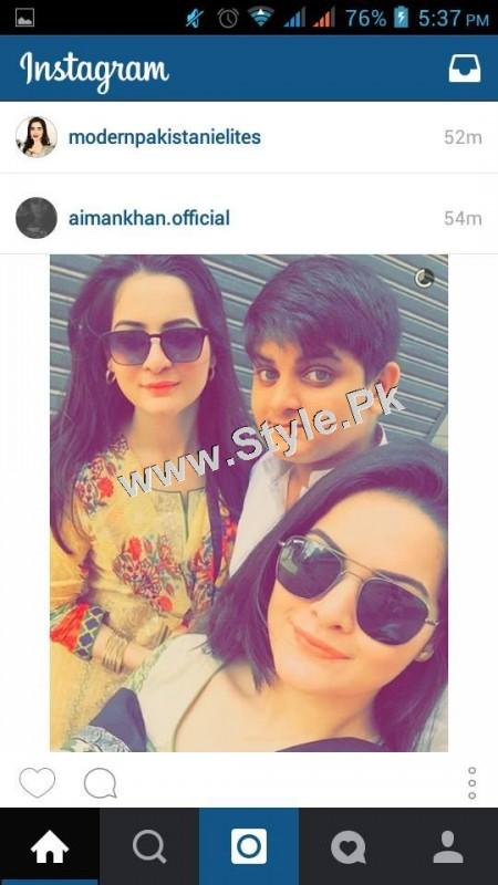 Pakistani Celebrities on Eid ul Adha 2015 (9)