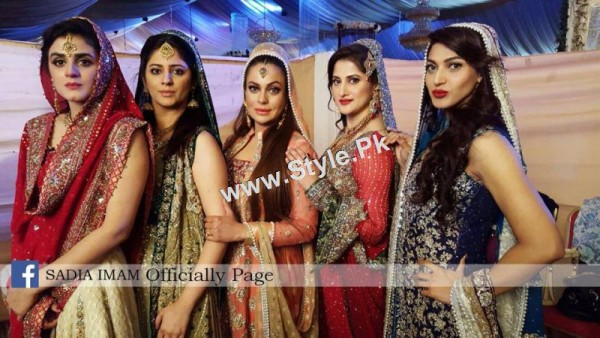 Pictures of Celebrities on upcoming Special Eid Show on ARY Digital (11)