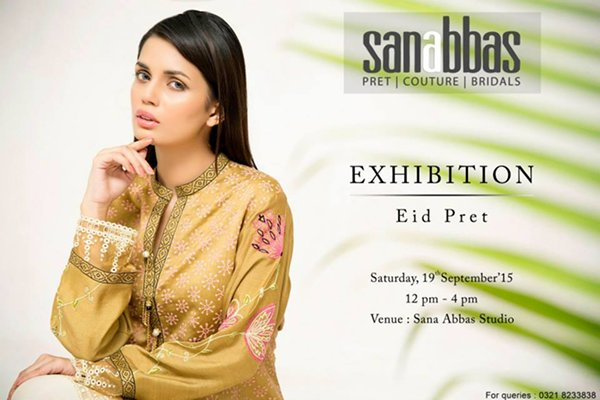 Sana Abbas Party Wear Collection 2015 For Women003