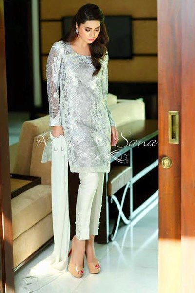 Sana Salman Eid Ul Azha Collection 2015 For Women007