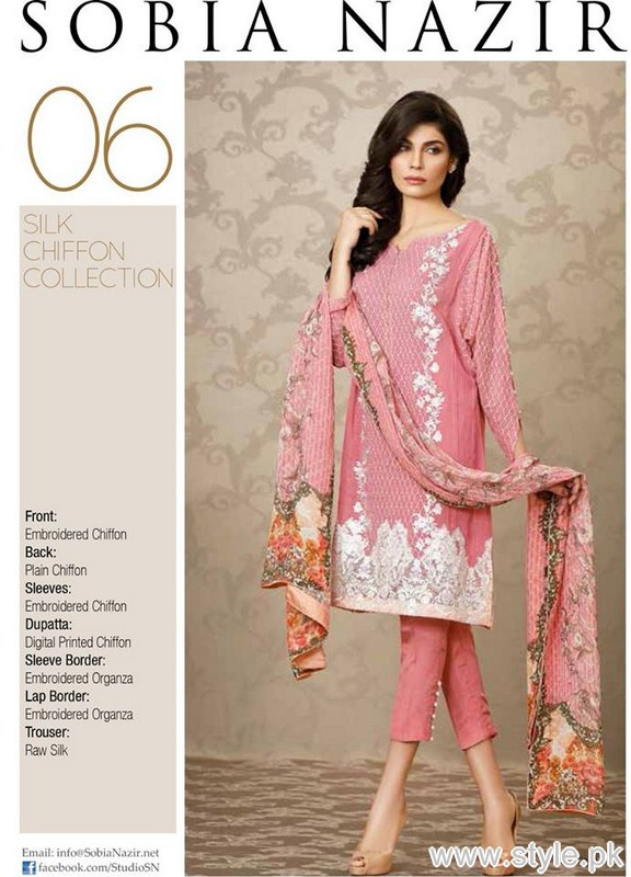 Sobia Nazir Eid-Ul-Azha Collection 2015 For Women 9