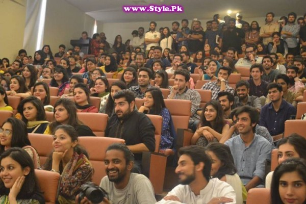 The Cast of JPNA at BNU, Lahore (3)