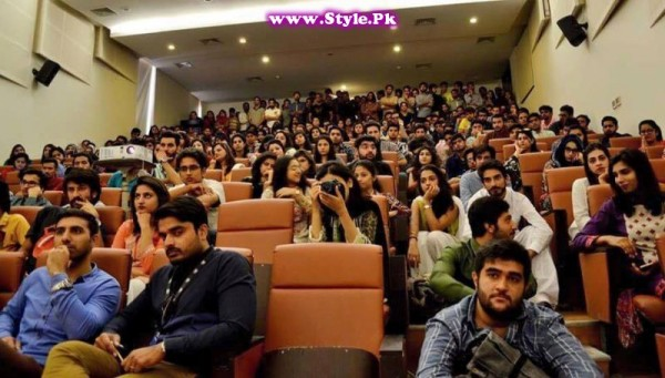 The Cast of JPNA at BNU, Lahore (5)