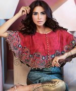 Umsha By Uzma Babar Pret Wear Collection 2015 For Women