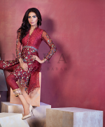 Umsha By Uzma Babar Pret Wear Collection 2015 For Women0010