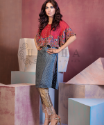 Umsha By Uzma Babar Pret Wear Collection 2015 For Women0012