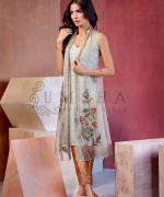 Umsha By Uzma Babar Pret Wear Collection 2015 For Women005