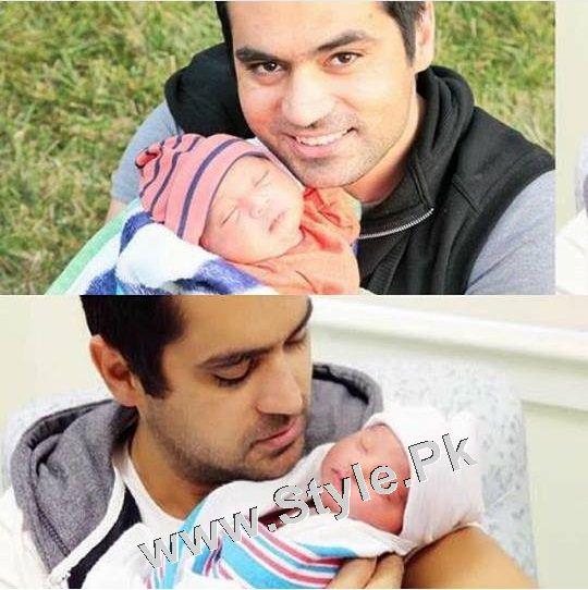 Veena Malik and Asad Bashir's Family Pictures (4)