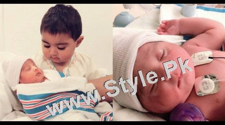See Veena Malik and Asad Bashir's Family Pictures