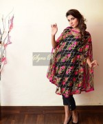 Vibgyor By Syra Rezvan Eid ul Azha Collection 2015 For Women003