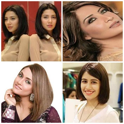 Which Pakistani Actresses Looks Beautiful In Short Hair