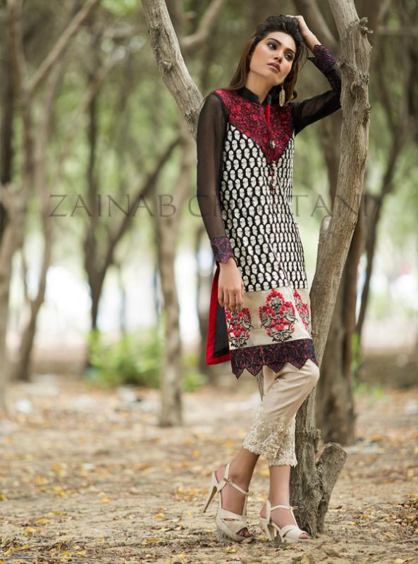 Zainab Chottani Midsummer Collection 2015 For Women005