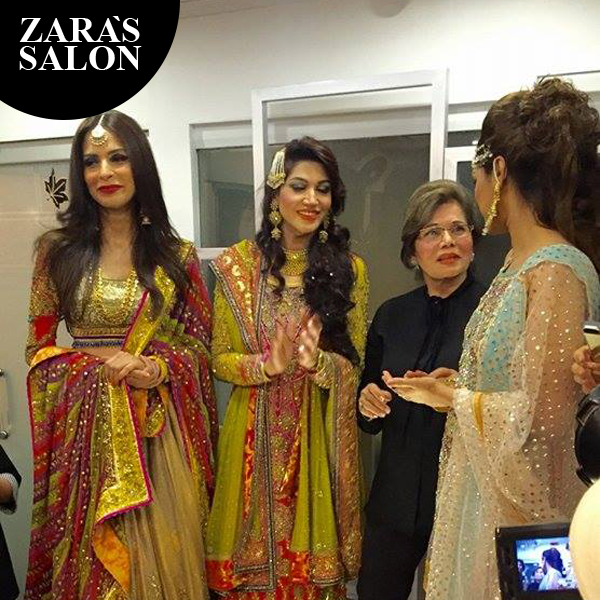 Zara's Salon's first Anniversary (3)