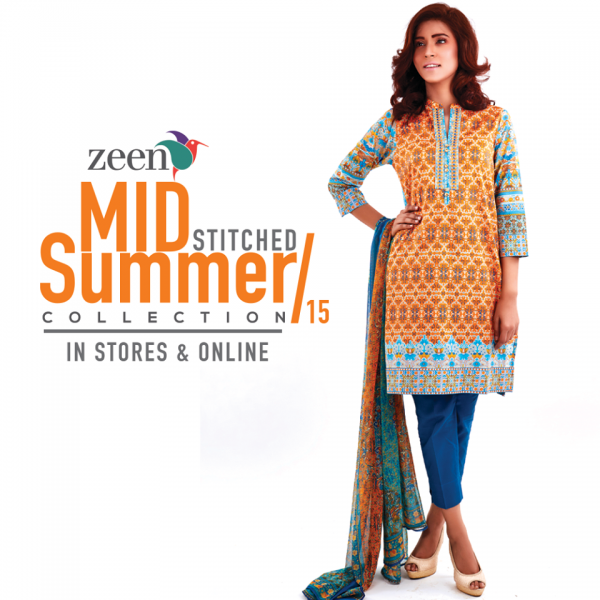 Zeen Midsummer Collection 2015 For Women