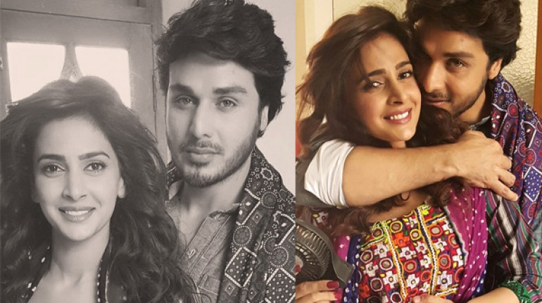 See Ahsan Khan and Saba Qamar are all set to romance in Bollywood Movie