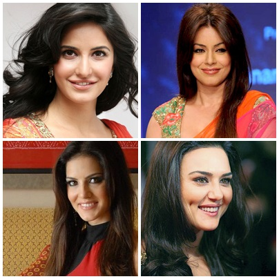 Bollywood Actresses And Their Real Names