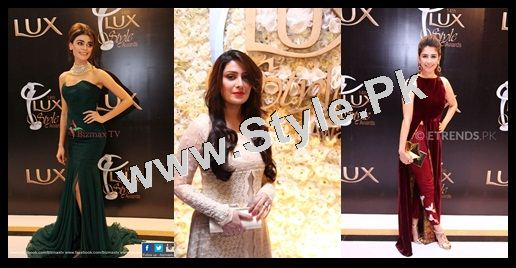 Celebrities who looked best at Lux Style Award 2015
