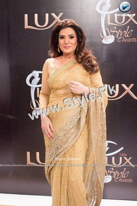 Celebrities who looked best at Lux Style Award 2015  (2)