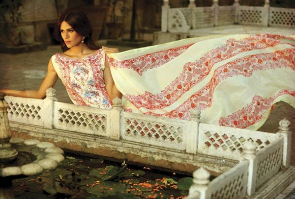 Deeba Print Collection 2015 By Shariq Textiles