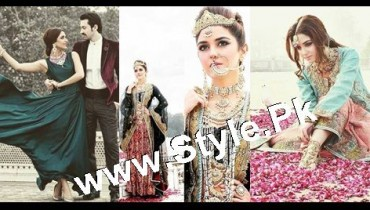 See Elegant Photoshoot of Maya Ali for Samreen Vance House of Jewels