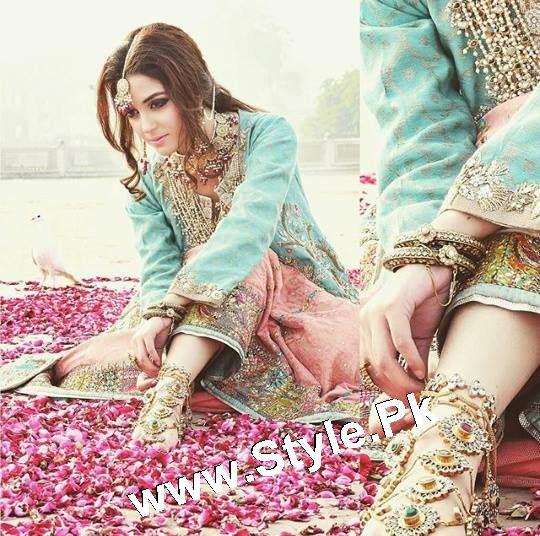Elegant Photoshoot of Maya Ali for Samreen Vance House of Jewels (9)