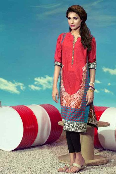 Khaadi Pret Wear Collection 2015 For Women995
