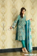 Lala Brocade Winter Collection 2015 For Women 10