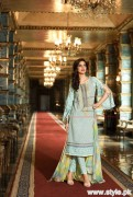 Lala Brocade Winter Collection 2015 For Women 12