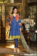 Lala Brocade Winter Collection 2015 For Women 13