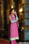 Lala Brocade Winter Collection 2015 For Women 5