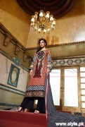 Lala Brocade Winter Collection 2015 For Women 7