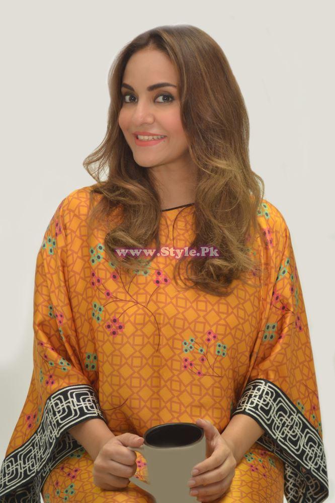 Nadia khan show 2018 dresses images