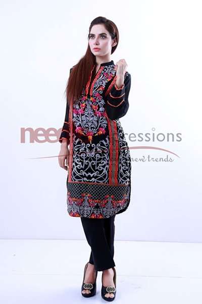 Needle Impressions Winter Collection 2015 For Women009