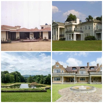 Pakistani Politicians And Their Luxurious Houses