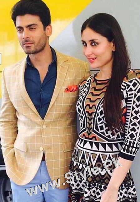 Pakistani Superstars with Bollywood Superstars (2)