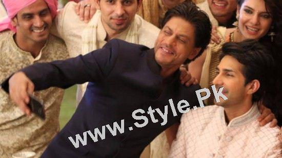 Pakistani Superstars with Bollywood Superstars (4)