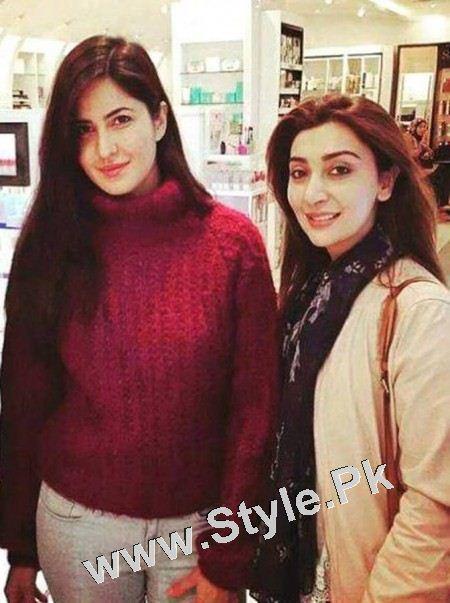 Pakistani Superstars with Bollywood Superstars (7)