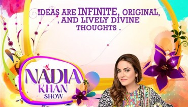 See Queen of Morning Shows Nadia Khan is Officially back