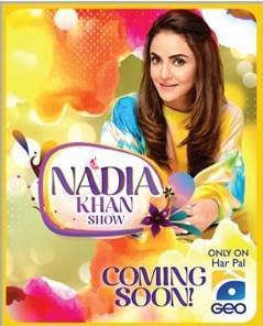 Queen of Morning Shows Nadia Khan is Officially back (2)