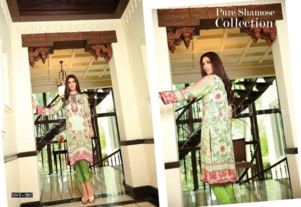 Shaista Cloth Fall Collection 2015 For Women004