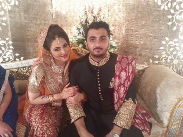 See Singer Annie Khalid tied the knot for second time
