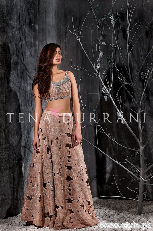 Tena Durrani Formal Dresses 2015 For Women 6