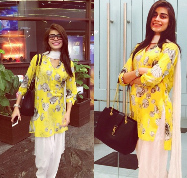 Trend of Shalwar is officially back